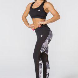 Женские спортивные леггинсы radical fierce l (r0910)