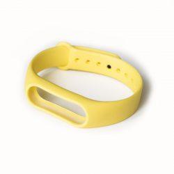 Ремешок armorstandart для xiaomi mi band 2 желтый (n-493)