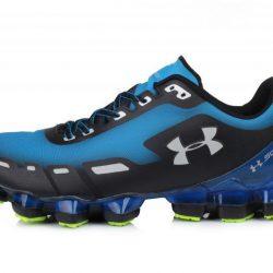 Мужские кроссовки under armour scorpio blue black green размер (ua_drop_116557)