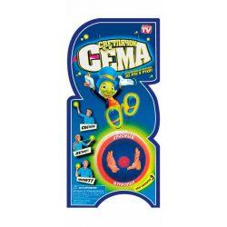 Игрушка-фокус светлячок сёма magic sema (ms1801rd) красный