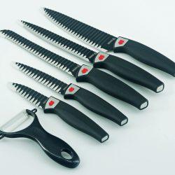 Набор кухонных ножей top kitchen 6 предметов (tk0001)