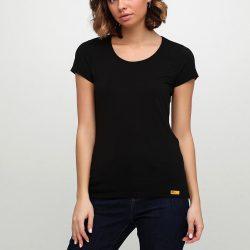 Женская футболка ballet grace 9100 m черный (12428-4443029)