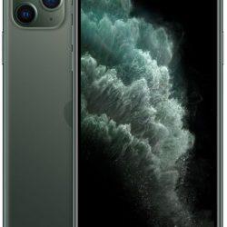Apple iphone 11 pro max 64gb midnight green (s-239402)