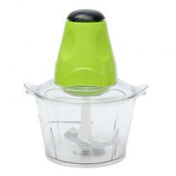 Електричний кухонний подрібнювач продуктів sunroz electric cooking machine зелений (sun3398)