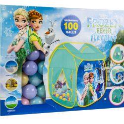 Детская игровая палатка с шариками «frozen» (1850700711)