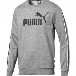 Світшот puma tape crew 03 m grey