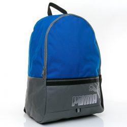 Рюкзак puma phase mochila синій-сірий (38qw)