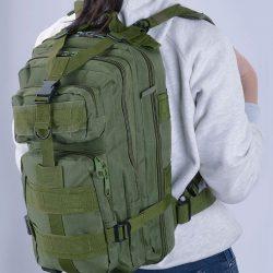Городской милитари рюкзак 28 л оливковый (sk403bs)