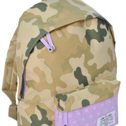 Городской рюкзак paso 15 л камуфляж (cm-222g)