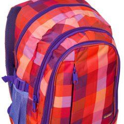 Рюкзак paso 22 л разноцветный (15-1827a)
