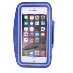 Cумка-чехол для бега на руку jab универсальный до 5.5 дюймов blue (hbp050620811)