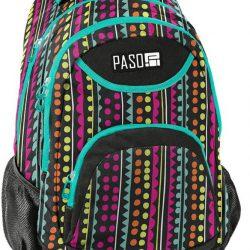 Рюкзак paso разноцветный (18-2708yo)