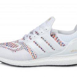Мужские кроссовки adidas ultra boost multicolor white размер (ua_drop_116625)