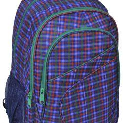 Рюкзак paso 21 л фиолетовый ( 15-8115b)
