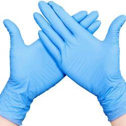 Перчатки nitrulex basic 100 шт (pm3202)