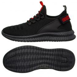 Чоловічі кросівки sling 42 black-red (507_42)