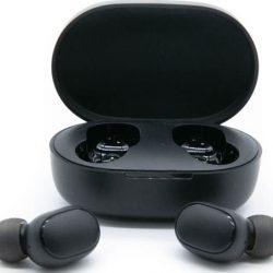 Наушники xiaomi earbuds basic tws original черный (1007)
