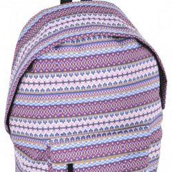 Рюкзак paso сиреневый (17-a220knt)