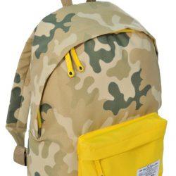 Городской рюкзак paso 15 л камуфляж (cm-222e)