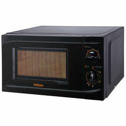 Микроволновая печь соло hilton hmw-200 черная