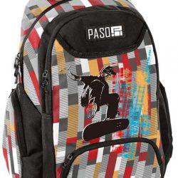 Рюкзак paso разноцветный (18-2908ks16)