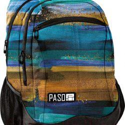 Рюкзак городской paso разноцветный (18-280816si)