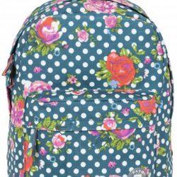 Рюкзак женский paso разноцветный (17-780d)