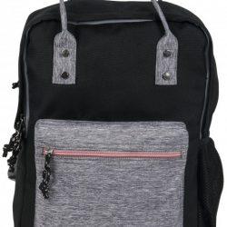 Рюкзак paso серый (17-195c)