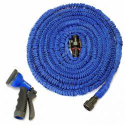 Садовый шланг magic hose 37.5 м синий (mas40287)