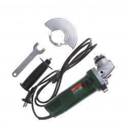 Угловая шлифовальная машина status sh 115 зеленый (l11-400008)