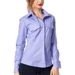 Рубашка sl-artmon 444.3 xs-s лавандовый (18053-83model1405)
