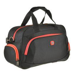 Дорожная сумка tong scheng 48x29x20 см черно-красная (кс99912чкр)