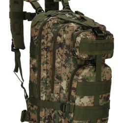 Военный рюкзак tactical b02 25 л разноцветный (hub_sqyz24480)