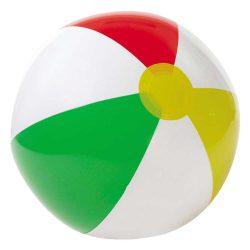 Надувной мяч intex 59010 полосатый (int59010)
