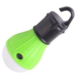 Фонарь для палатки туристический travel camp светодиодный tl-3 зеленый (100242)