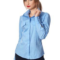 Рубашка sl-artmon 444.1 xs-s-52 голубой (18039-81model1417)