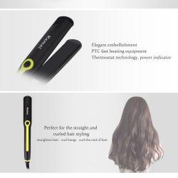 Утюжок выпрямитель для волос kemei km-2119