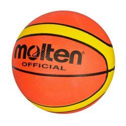 Мяч баскетбольный ms 1420-3 оранжевый (us00443)