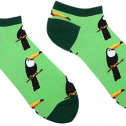 Носки короткие мужские sammy icon rio short 40-46 салатовые (009571)
