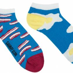 Мужские носки короткие sammy icon brekker short 40-46 синие (009561)
