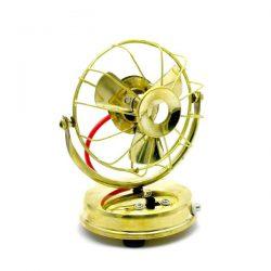 Вентилятор ретро на батарейках бронза (238846)