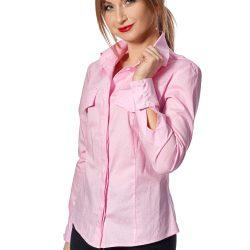 Рубашка sl-artmon 444.2 xs-s розовый (18045-82model1411)