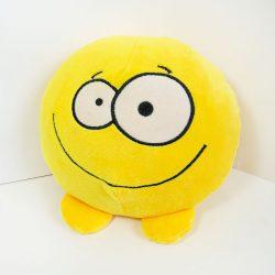 Мягкая игрушка kronos toys emoji добрячок 18 см (zol_618)