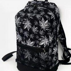 Рюкзак intruder v3 черный с принтом (1598005201)