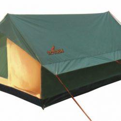 Палатка туристическая двухместная totem bluebird ttt-001.09 темно-зеленый (002264)
