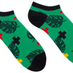 Носки короткие мужские sammy icon tropic short 40-46 зеленые (009563)