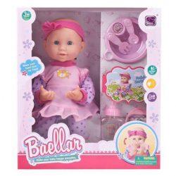 Интерактивная кукла baellar с аксессуарами baella 6499 (tsi_55593)