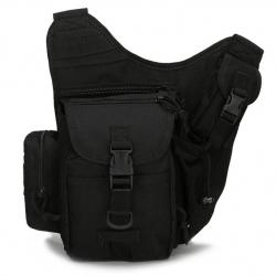 Тактическая сумка tactical a16 черная (976999096)