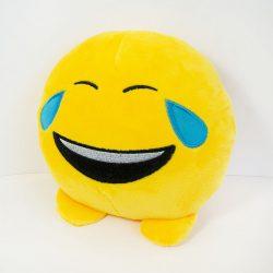Мягкая игрушка kronos toys emoji смехотунчик 18 см (zol_621)