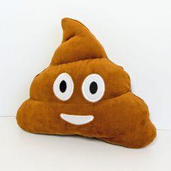 Мягкая игрушка kronos toys emoji мистер какашка 16 см (zol_615)